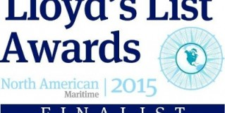 FleetWeather Selected as a Finalist for the Prestigious Lloyd's List 2015 North American Maritime Awards