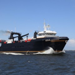 Jensen Maritime Completes 170-foot Fishing Vessel Conversion