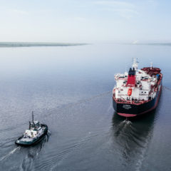 Crowley Takes Delivery of Louisiana, Third Jones Act Tanker
