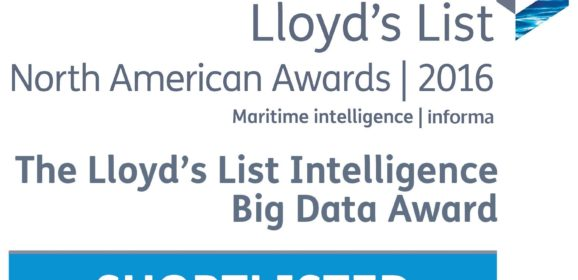Accuritas Global Solutions – Finalist for the 2016 Lloyd's List Intelligence Big Data Award