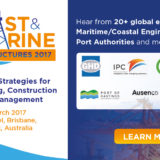 Australia's Premier Coasts and Marine Structures conference is coming back in 2017!