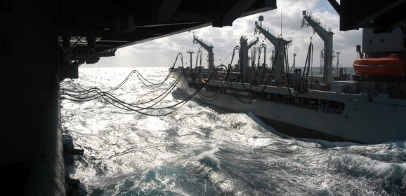 Refueling at Sea: The Navy's Most Dangerous Maneuver