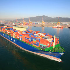 New South Korean Container Company Launched