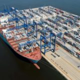 DCT Gdansk Handles Record Container Volume